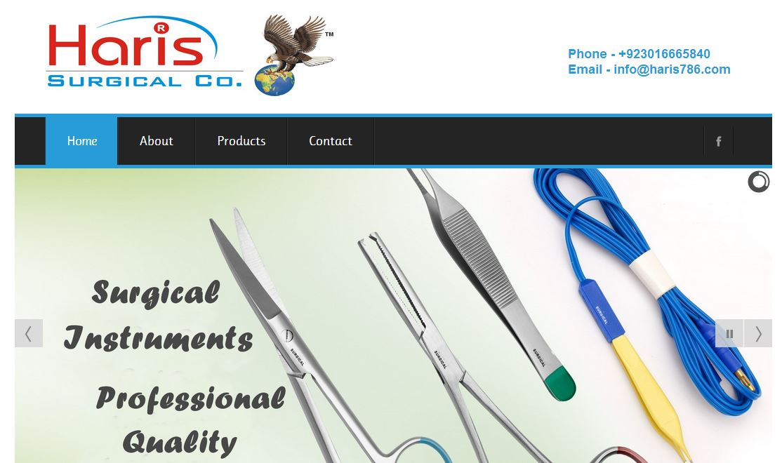 Haris Surgical - Shafi Technologies